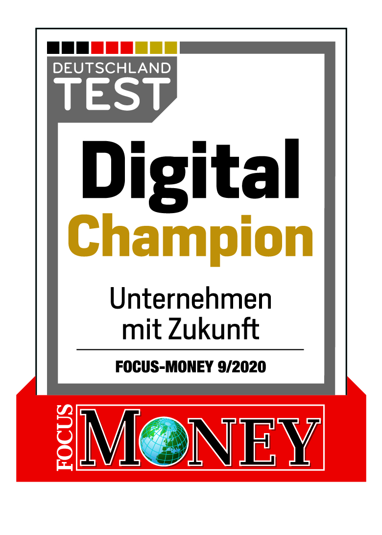Digital Champion 2020 - Focus Money